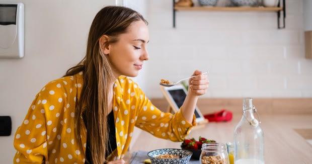 Por que desayunar porridge gachas