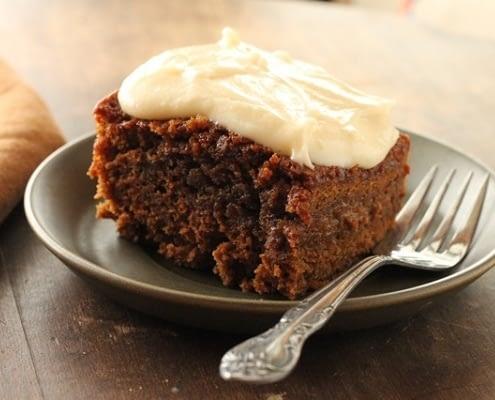 tarta de melaza receta